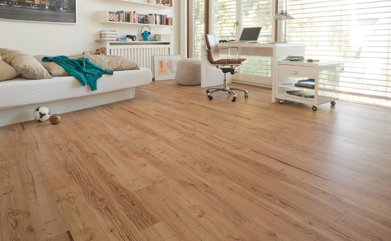 Design-Vinyl-Boden - Holzland Dostler - Holz für Bau, Ausbau und Garten