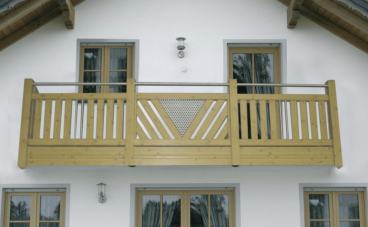 Favorit Balkon - Holzland Dostler - Holz für Bau, Ausbau und Garten MH88