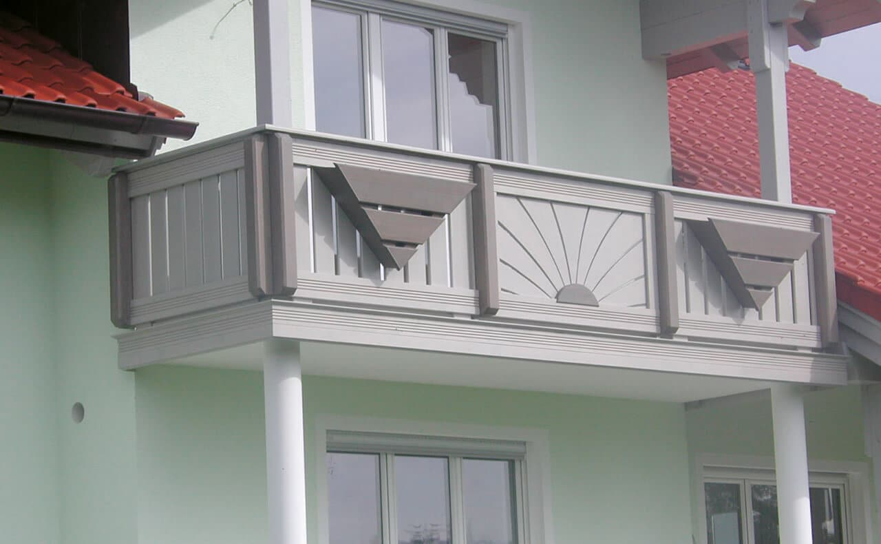 Extrem Balkon - Holzland Dostler - Holz für Bau, Ausbau und Garten TO87