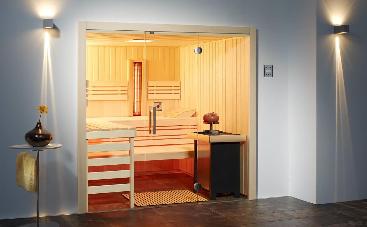 Sauna Holzland Dostler Holz für Bau Ausbau und Garten