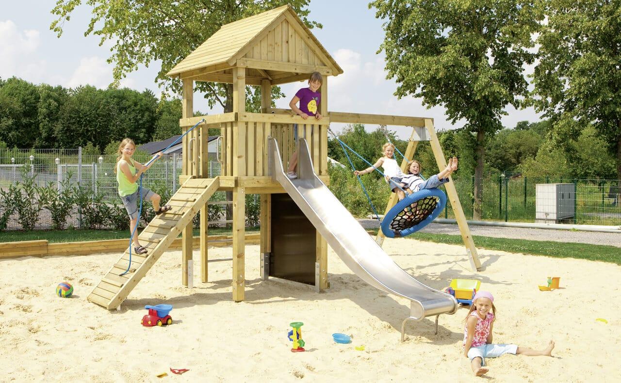 Hervorragend Spielgeräte - Holzland Dostler - Holz für Bau, Ausbau und Garten SE89
