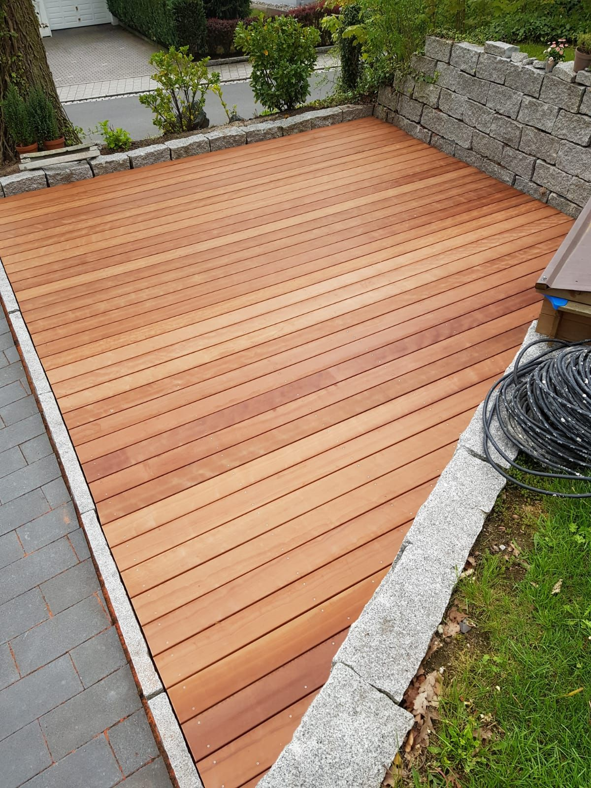 Favorit Referenzen - Holzland Dostler - Holz für Bau, Ausbau und Garten JF91